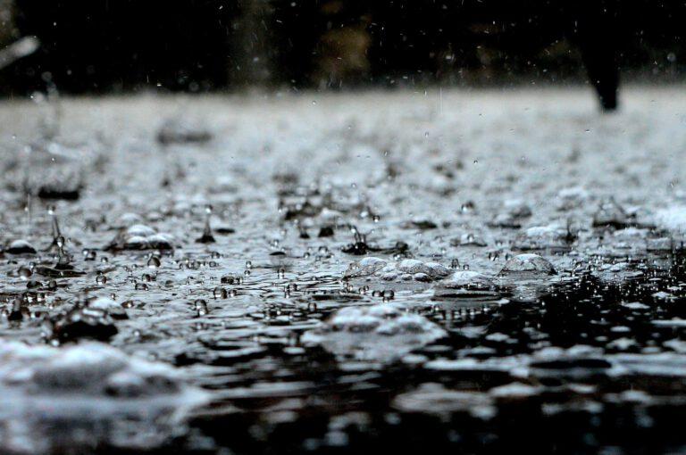 Elementarversicherung; Starkregen; Überschwemmung